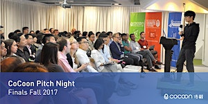 CoCoon Pitch Night Finals Fall 2017 (7/12)...
