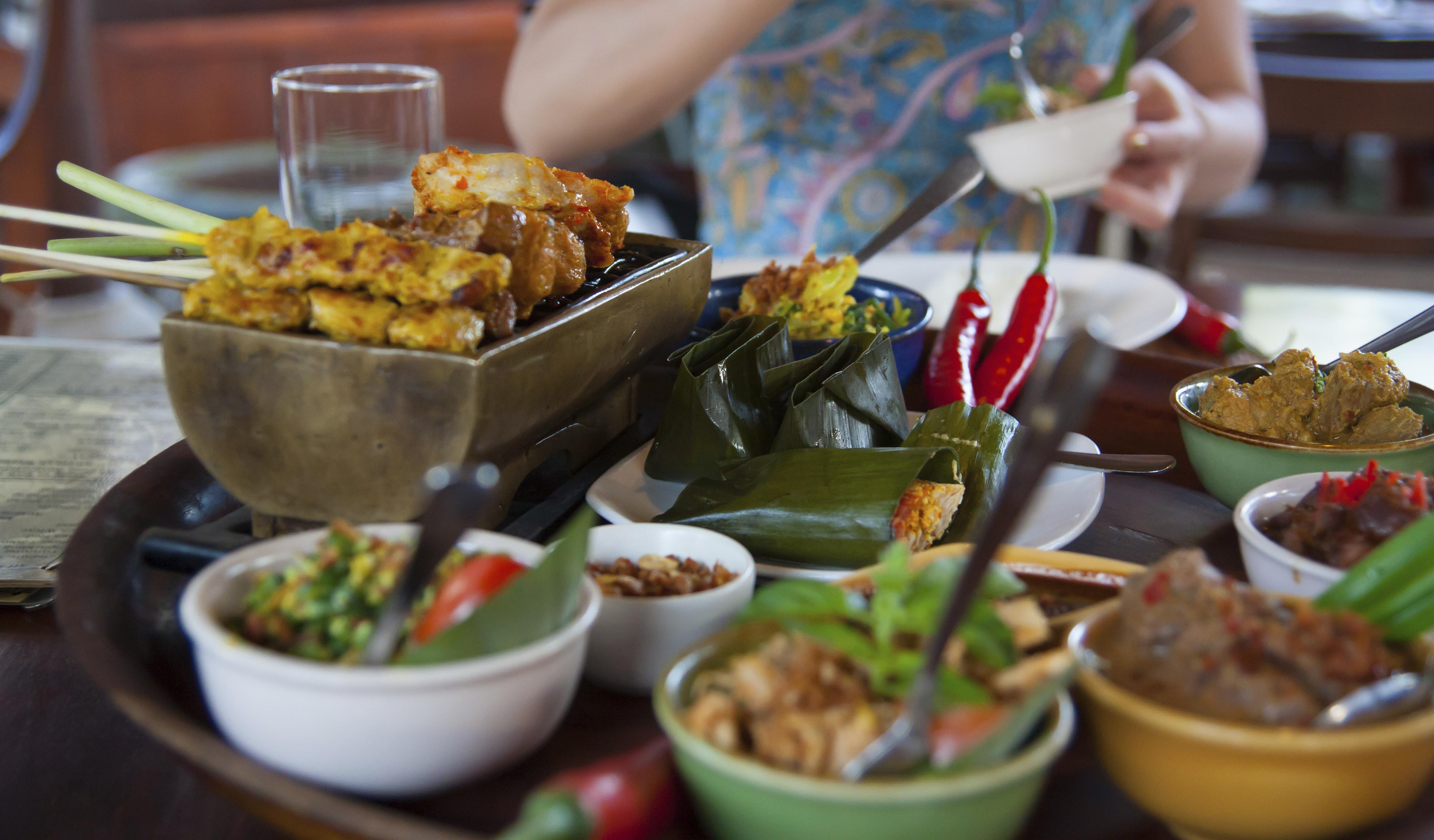 Vinnies Kitchen pop-up Indisch buffet