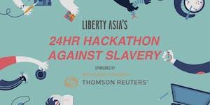 24HR HACKATHON AGAINST SLAVERY