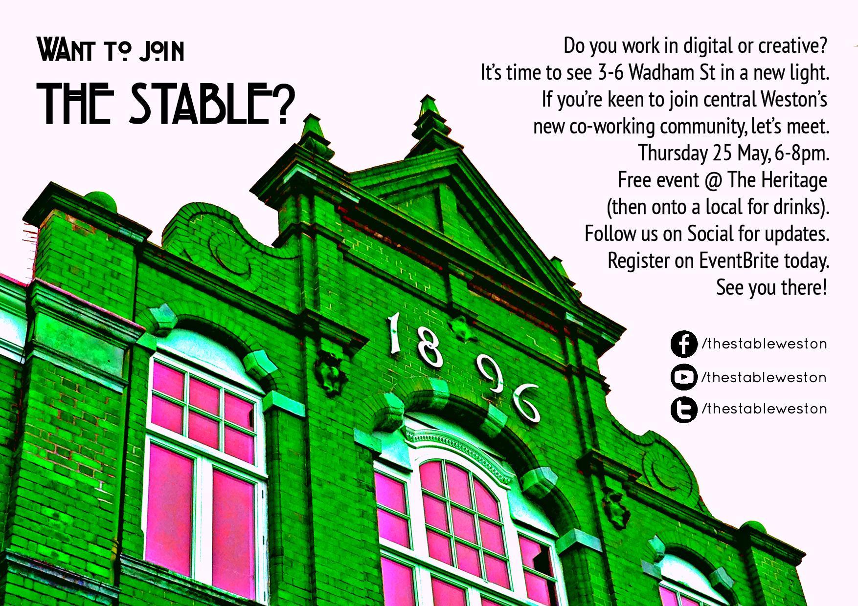 New Creative Hub: social meet