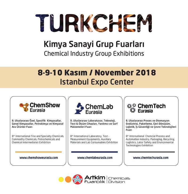 Turkchem International Chemical Industry Exhi