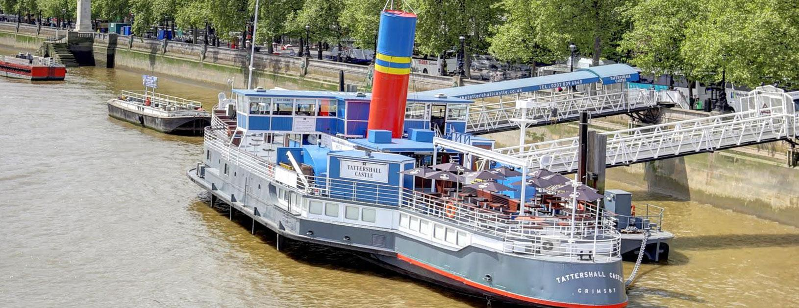 Speed Dating @ the Tattershall Castle, Embankment (32-44)