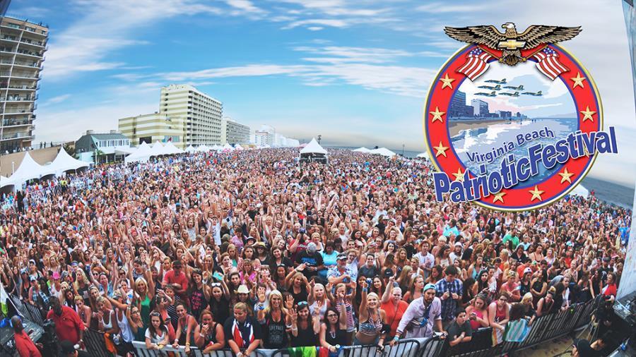 Virginia Beach Patriotic Festival Virginia Beach June