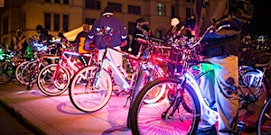 "2017 DLECTRICITY Light Bike Parade ""Rolling Light..."