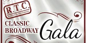 RTC's 2nd Annual Classic Broadway Gala