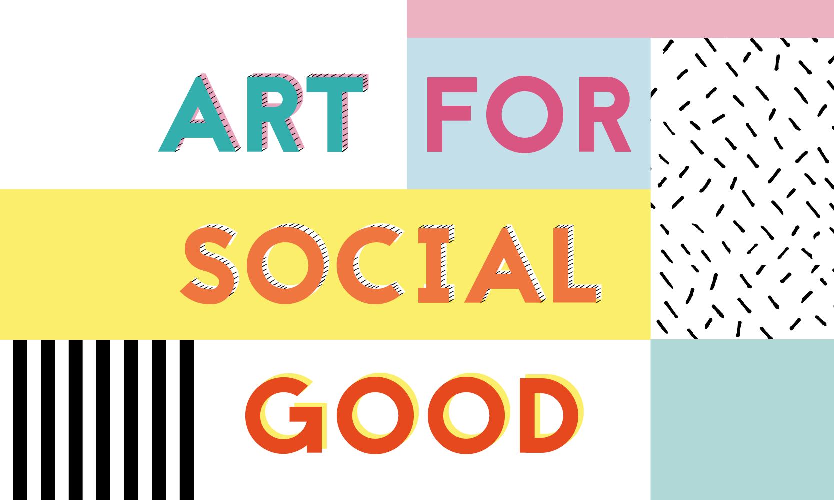 ART FOR SOCIAL GOOD: LOVELY LETTERS