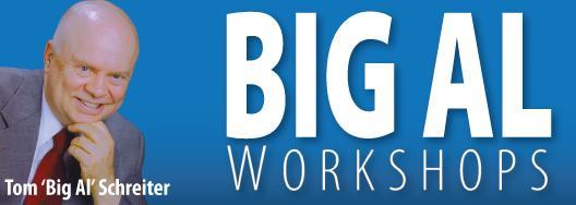 Big Al Workshop in Dallas, TX