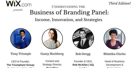 Understanding The Business of Branding: Income, Innovation, and Strategies tickets