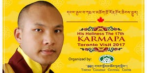 H.H.THE 17th GYALWANG KARMAPA TCCC VISIT...
