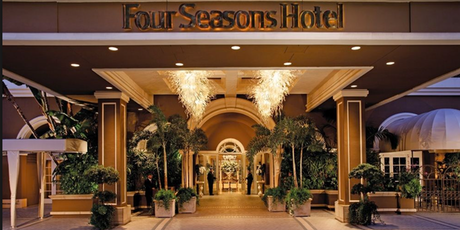 Networking Mixer Four Seasons Tickets