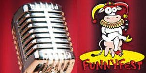 Friday, June 2 @ 7pm - CRAZY FUNNY - 17th Annual...
