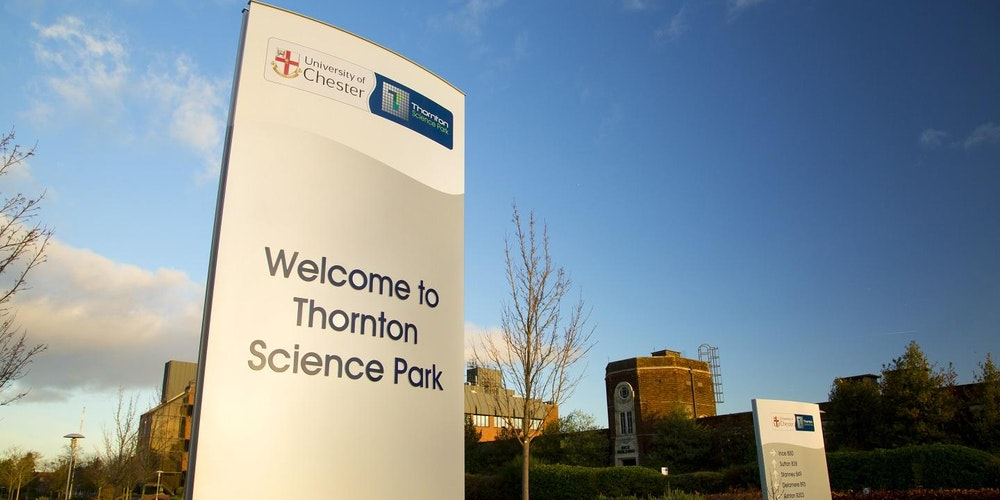 Image result for thornton science park engineering