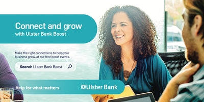 Ulster Bank Boost - offical launch @TheMac