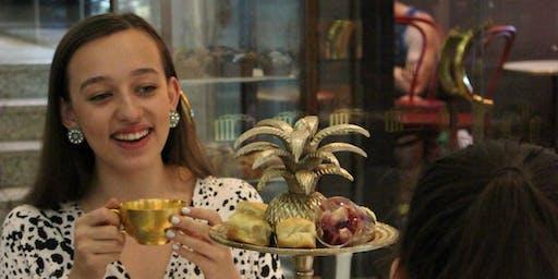 Dello Mano High Tea - New Farm Experience