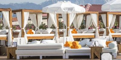 NIKKI BEACH VERSILIA - WEEKDAY OVERSIZED LUXURY POOL BEDS