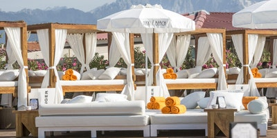 NIKKI BEACH VERSILIA - WEEKDAY OVERSIZED LUXURY POOL BEDS