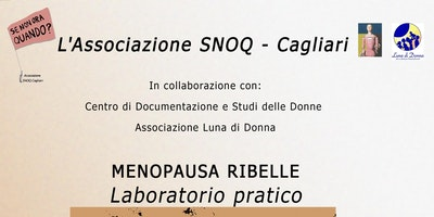 Menopausa ribelle - Laboratorio pratico