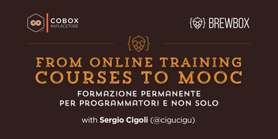 From online training courses to MOOC