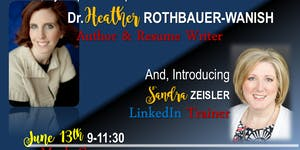 6/13/17 You Can Get Hired! Dr Heather Rothbauer-Wanish...