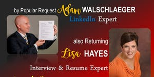 8/8/17 You Can Get Hired! - Adam Wallschlaeger & Lisa...