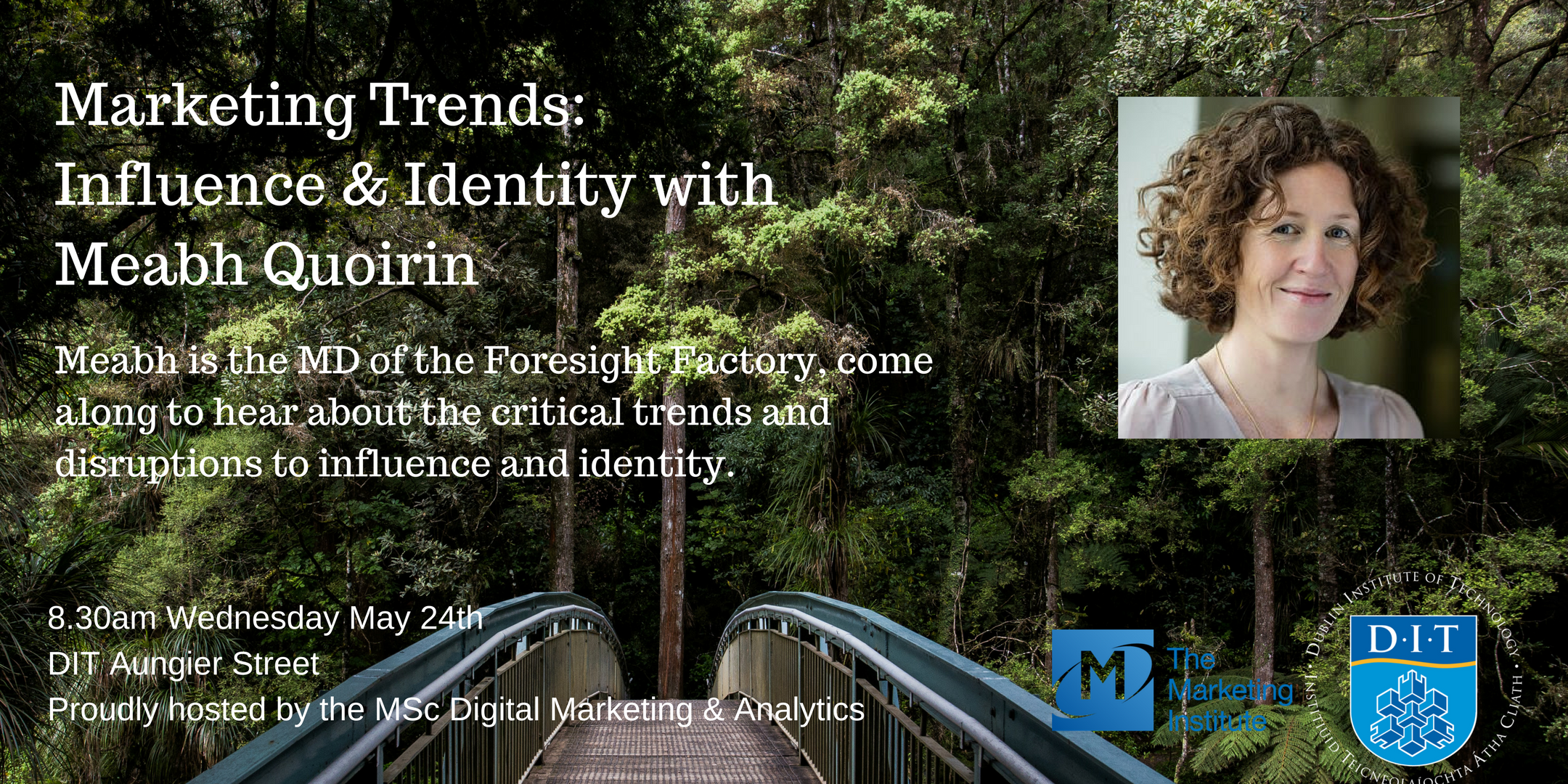 Marketing Trends: Influence & Identity with Meabh Quoirin