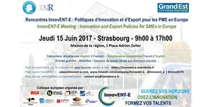 Rencontres InnovENT-E, Politiques Innovation Export...