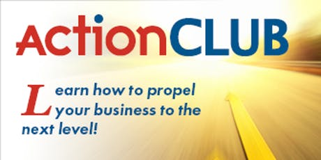 ActionCLUB Group Coaching sessions tickets