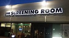 The Screening Room Cinema & Arts Cafe logo