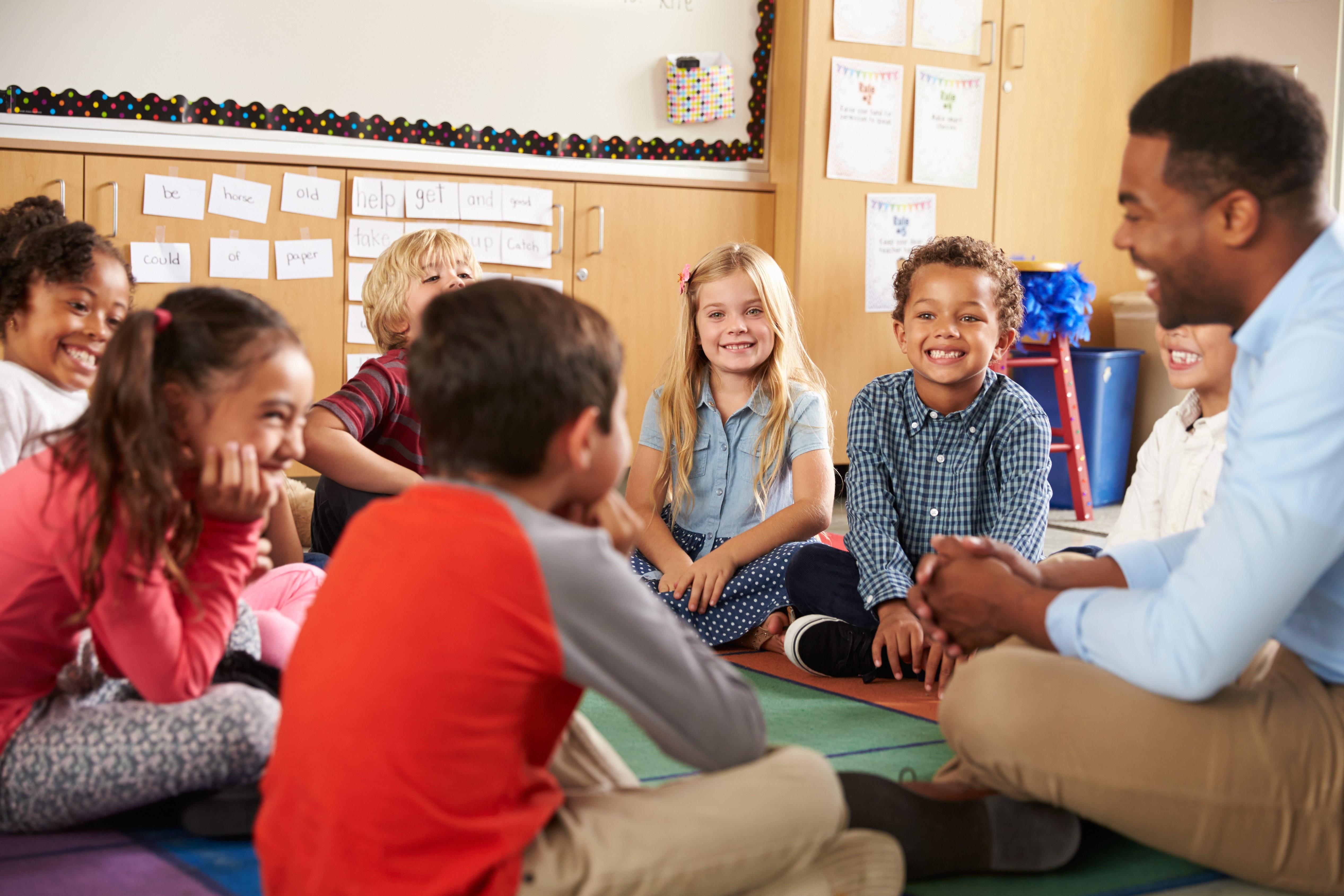 Positive Discipline in the Classroom (Spokane