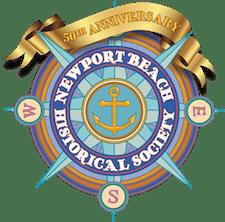 Newport Beach Historical Society  logo