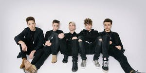 Why Don't We @ Slim's  w/ Jazmine Lucero - SOLD OUT!