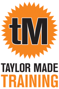 TaylorMade Training & Consulting logo
