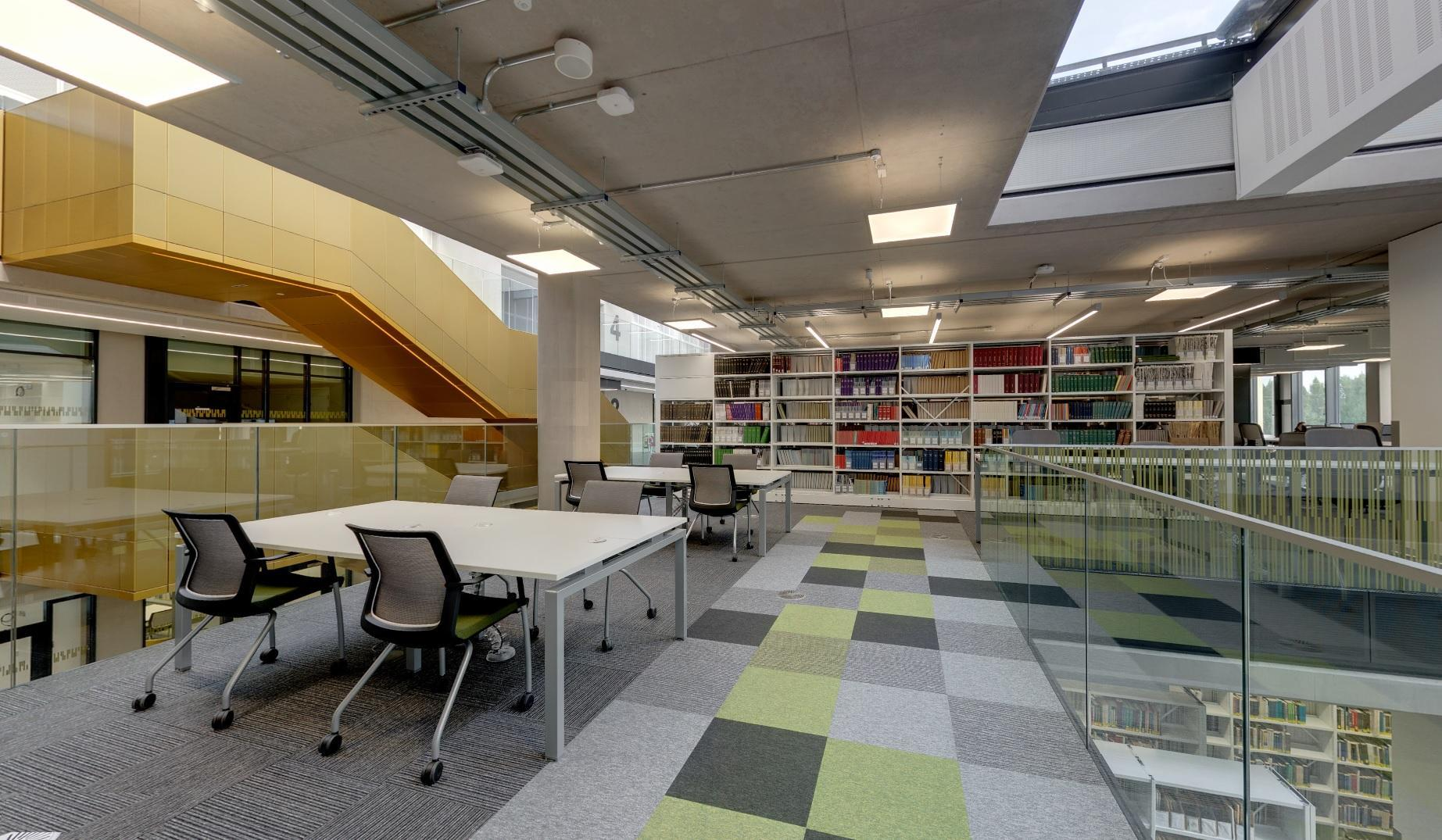 University of Birmingham Library Visitor Days