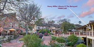 Henry Miller Library at the Barnyard (in Carmel) GRAND...