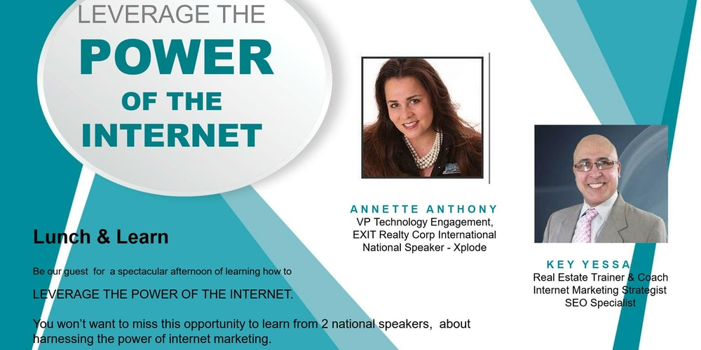 Leverage the Power of the Internet
