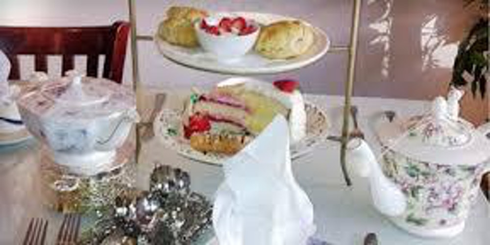 First Lady\'s Scholarship Tea presented by First AME Church ...