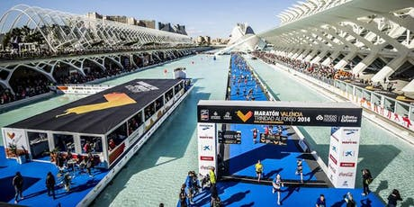 Maratona de Valência - 2019 entradas
