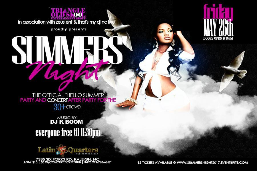 """Summers' Night 