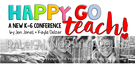 HaPpY Go TeAcH Conference RALEIGH, NC tickets