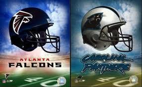 Atlanta Falcons vs Carolina Panthers 2017