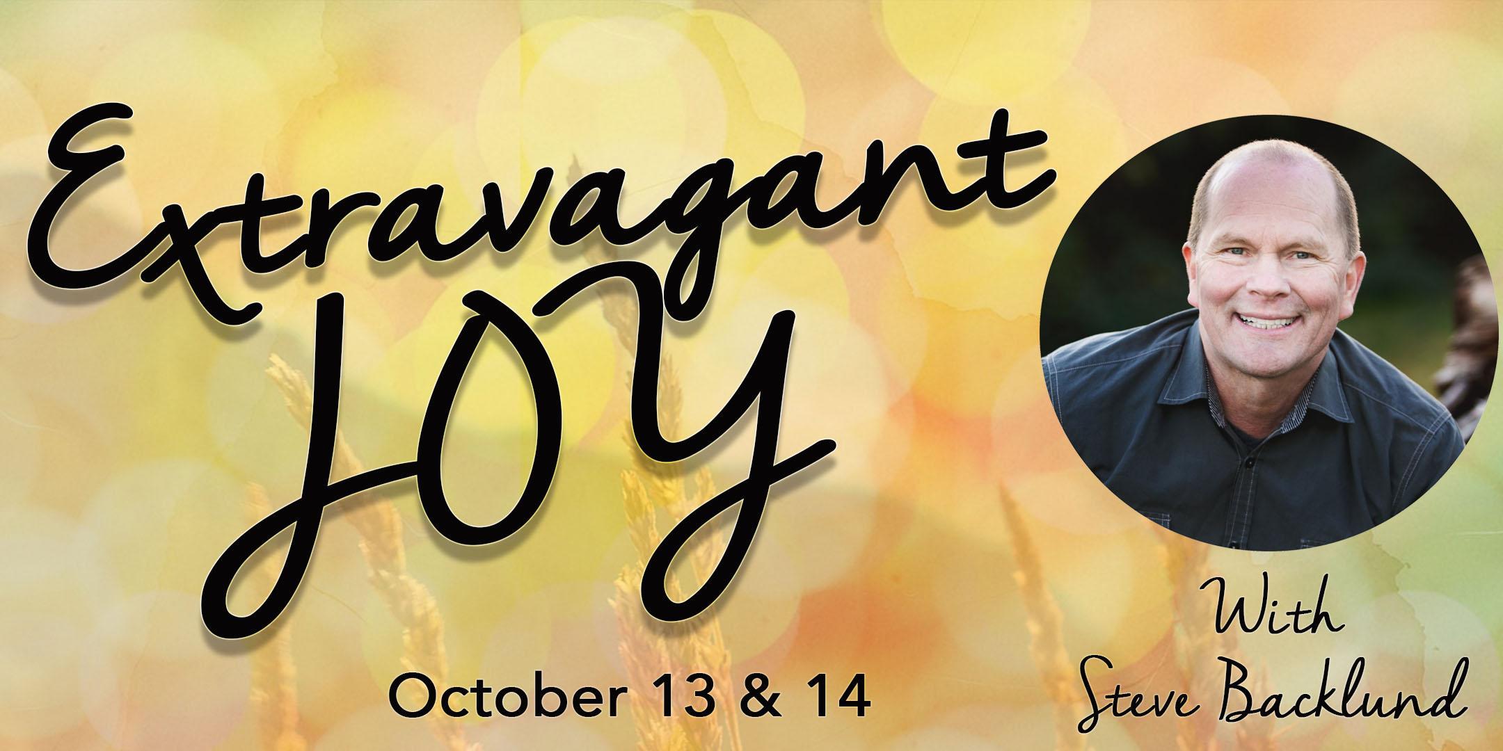 Extravagant Joy