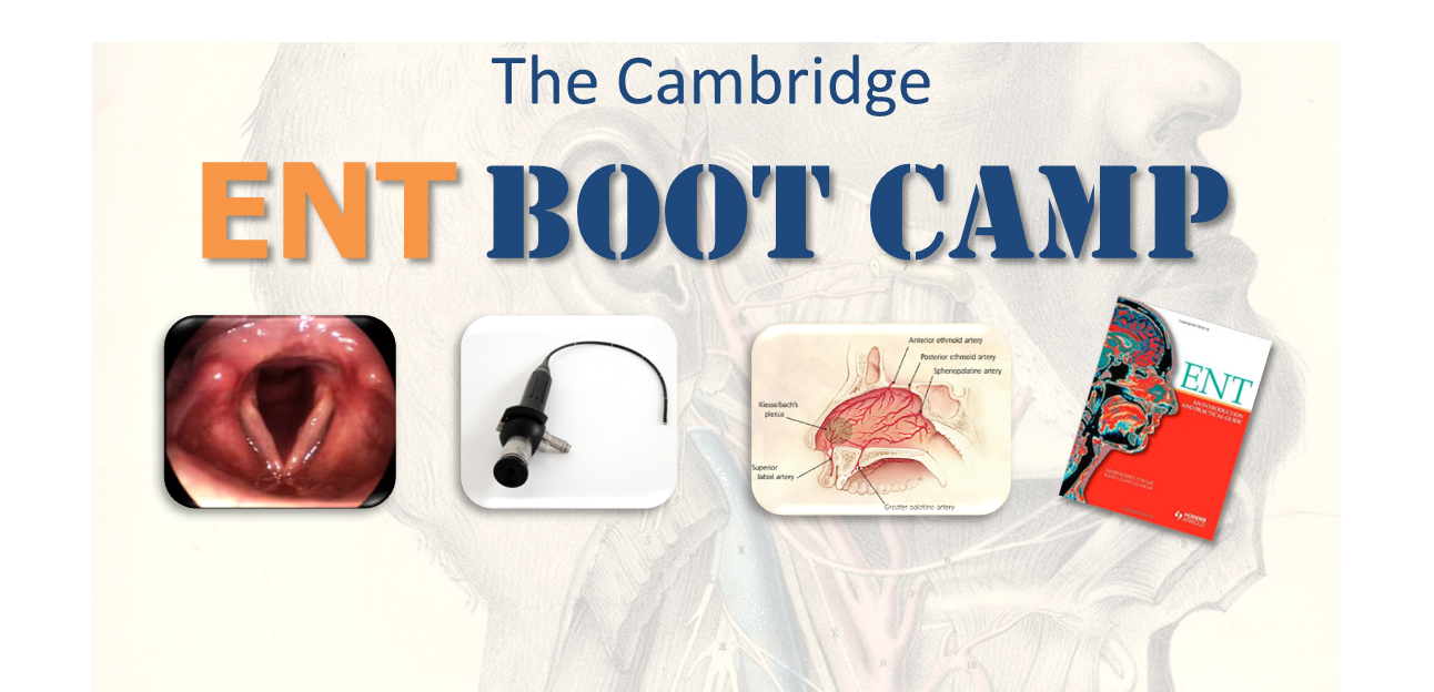 Cambridge ENT Boot Camp July 2017