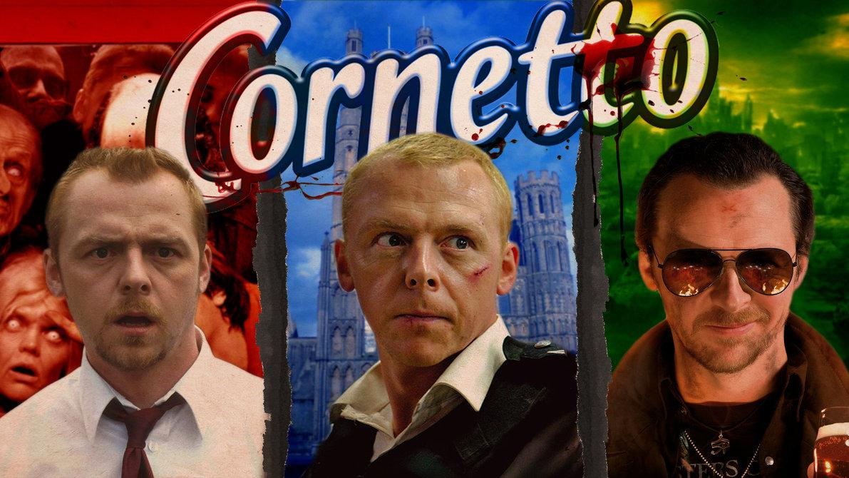 The Cornetto Trilogy with Sunday Dinner and C