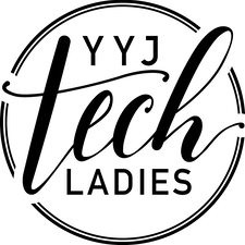YYJ Tech Ladies logo