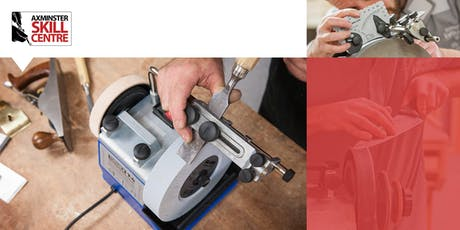 Sharpening Hand Tools with Tormek tickets