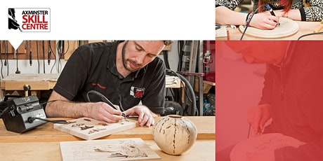 Pyrography Course with Ben Beddows tickets