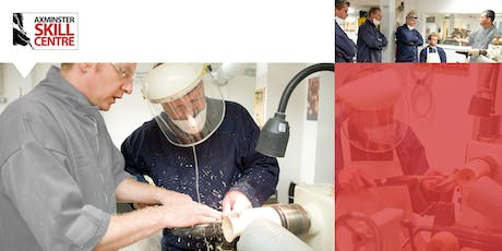 Beginners Woodturning Course (5 Day) tickets