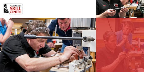 Wood Machining Course (1 Day) tickets