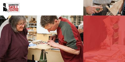 Woodcarving With Paul Gardner (2 Day)