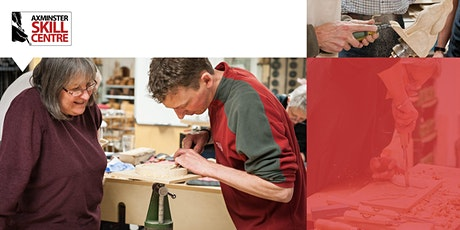 Woodcarving With Paul Gardner (2 Day) tickets